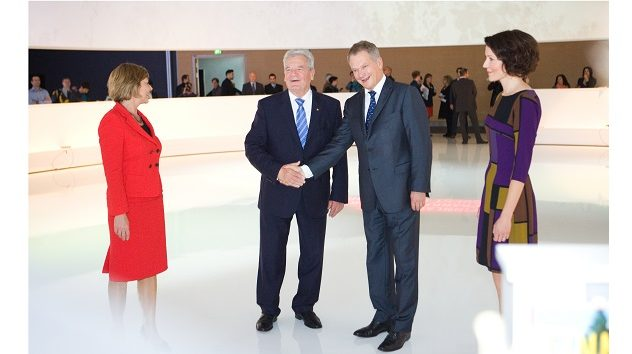FinnlandCool Presidente Niinisto