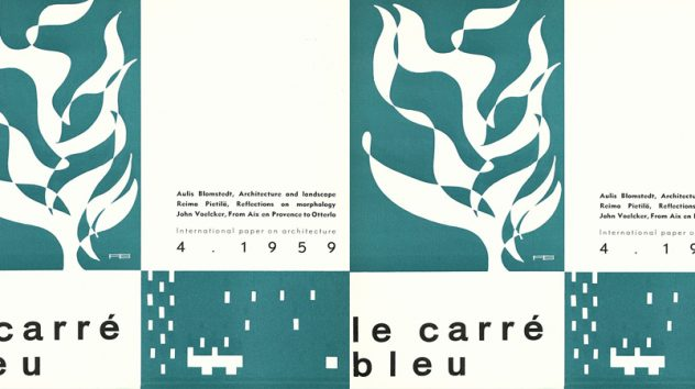 Immag Le Carrè Blue
