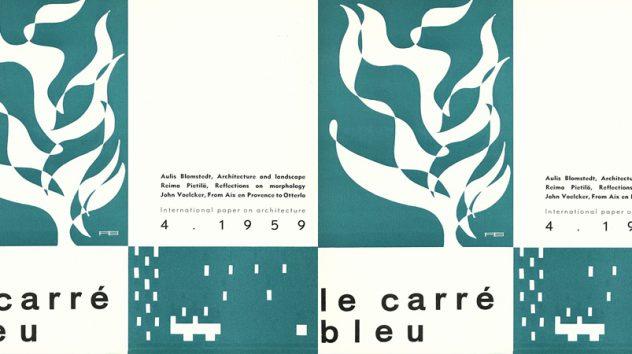 Immag Le Carrè Blue