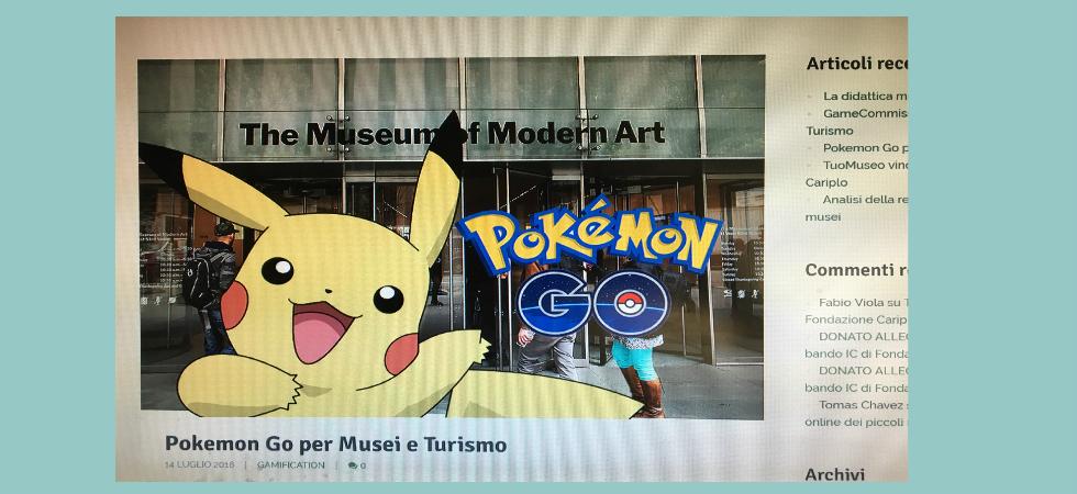 Quando Pokemon Go entra nei musei. In attesa del Night Tour di Helsinki del 22 luglio
