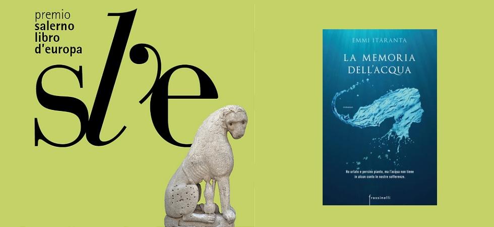 Premio Salerno Libro d'Europa: Emmi Itäranta tra i finalisti