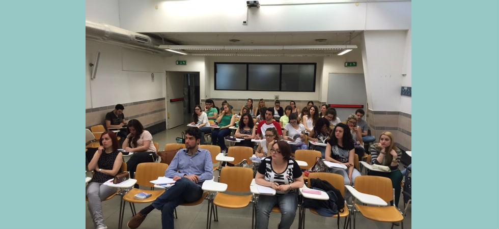 Ancora in tempo per iscriversi al corso intermedio di Roma Tre!