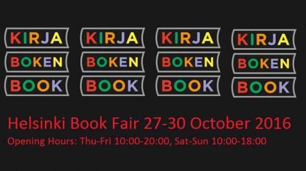 Helsinki Book Fair 2016