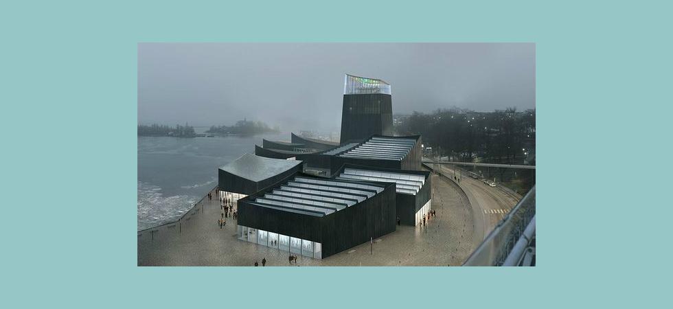 Ultime notizie sul Guggenheim di Helsinki (e il 30.11 il voto finale)