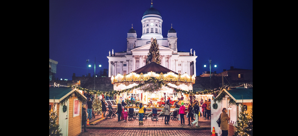 Helsinki Christmas Market 03.-22.12.2016