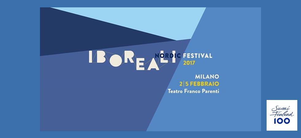 A Milano I Boreali – Nordic festival 2017