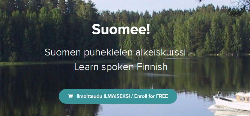 Impara il finlandese parlato con corso online gratuito