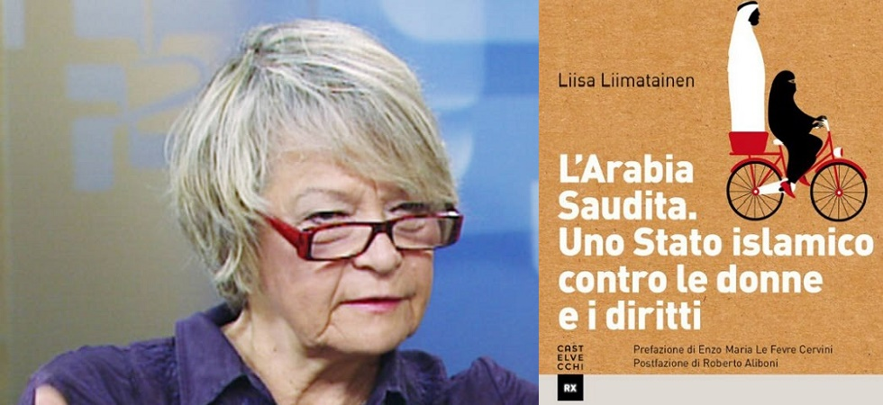 Roma, 8 marzo: Liisa Liimatainen alla Libreria Fahrenheit 451 a Campo de' fiori
