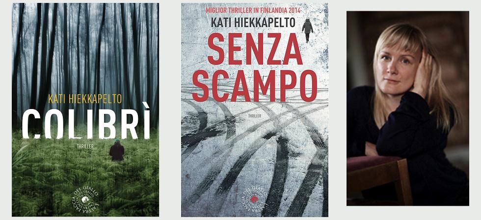 I thriller di Kati Hiekkapelto