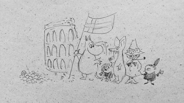La finlandia al Colosseo