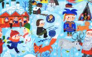 Calendario di Natale finlandese 2017