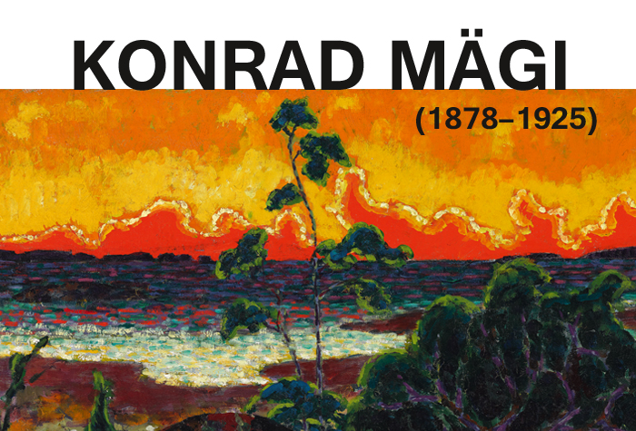 Seminario su Konrad Mägi (1878-1925) alla Galleria Nazionale | Roma, 11.1.18