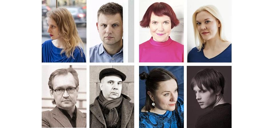 I candidati al Premio Runeberg  2018