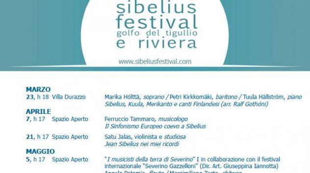 Sibelius Festival anteprima 2018