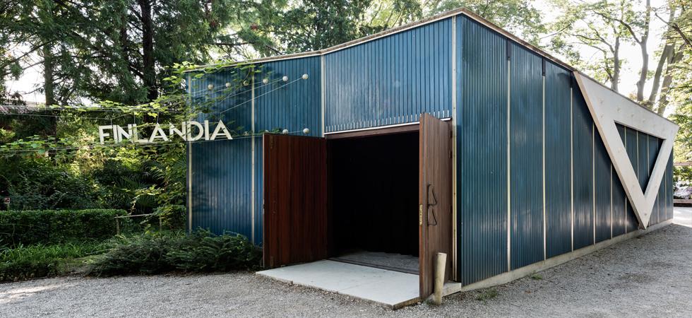Mind-Building al Padiglione della Finlandia a Venezia 26.05.-25.11.2018