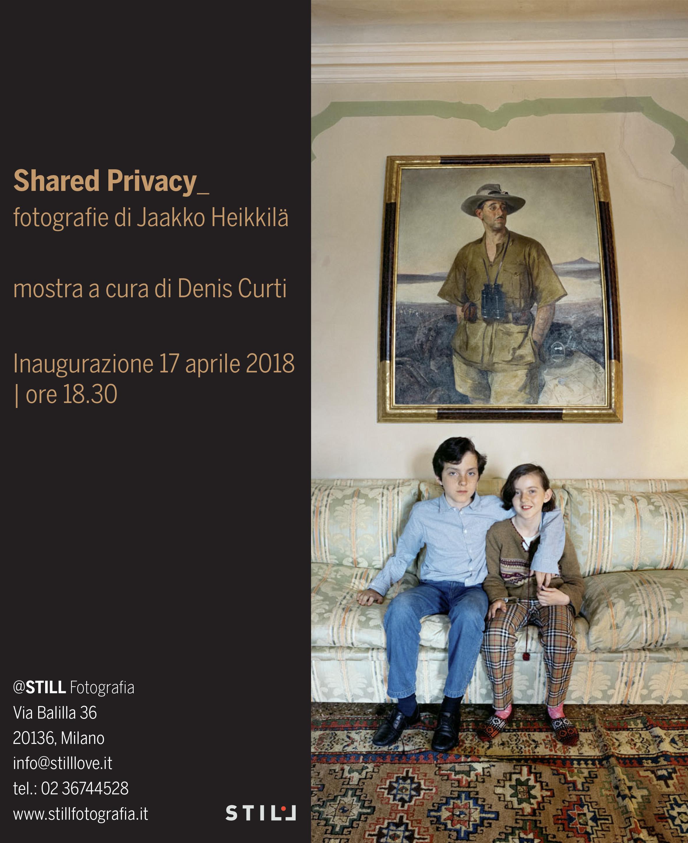 Le fotografie di Jaakko Heikkilä in mostra a Milano | fino al 17.5