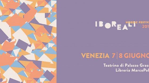 Paasilinna I Boreali Venezia 2018