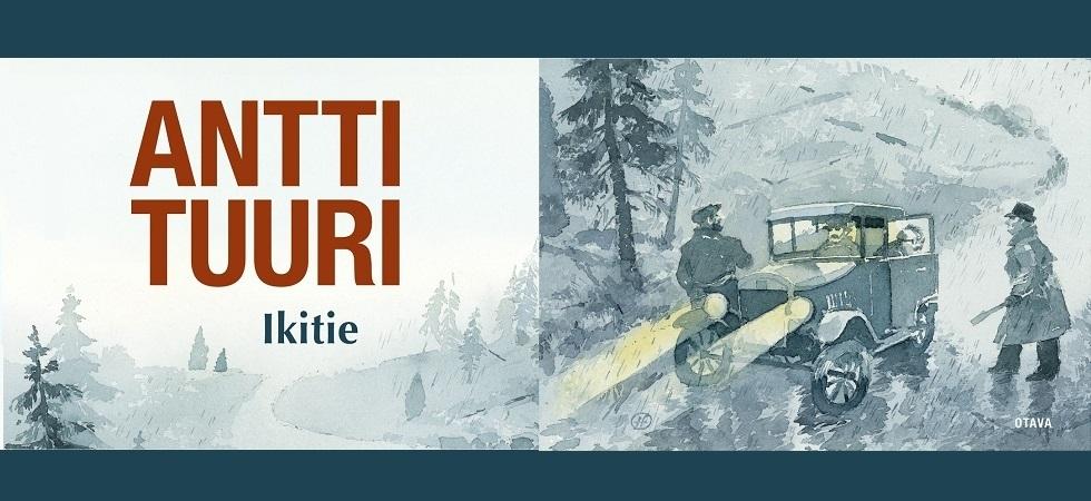 Ikitie-The Eternal Road, il film in programmazione al NFF basato sul romanzo di Antti Tuuri