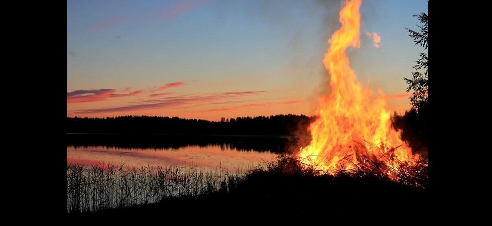 Spuntò l'alba di san Giovanni sulla riva del lago dell'Ebbro…