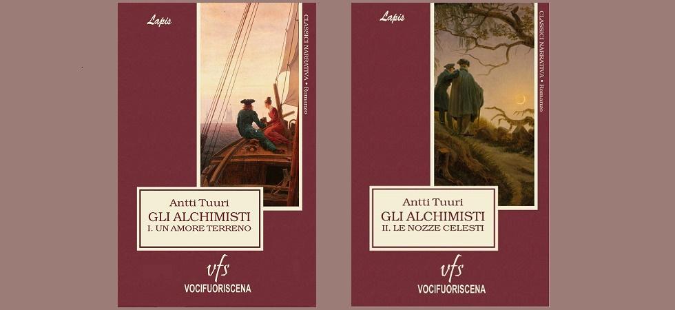 Gli Alchimisti volume II: Le nozze celesti