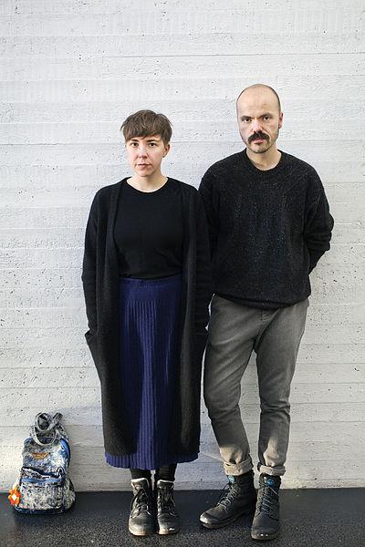 nabbteeri, il duo finlandese scelto per il Padiglione Nordico alla Biennale di Venezia 2019