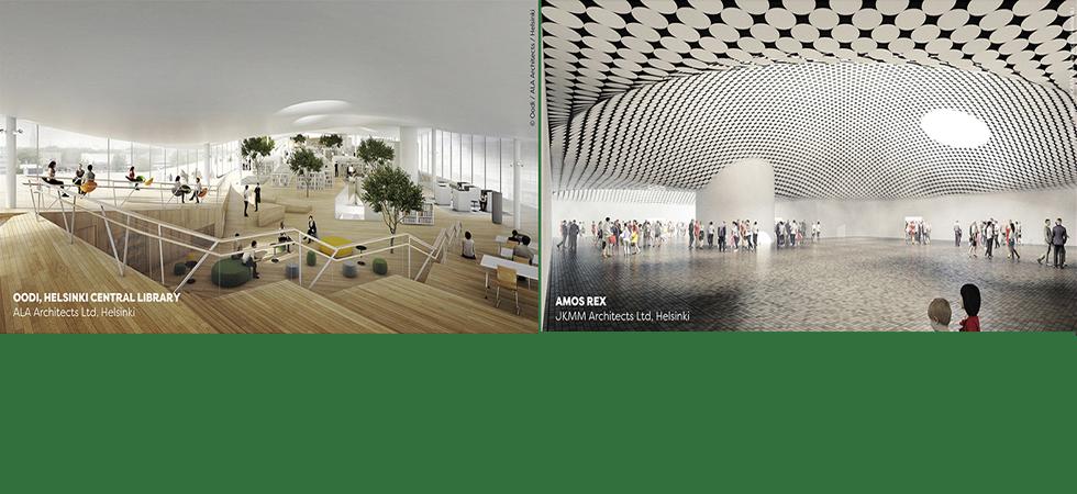 Roma: Architetture per la cultura in Finlandia