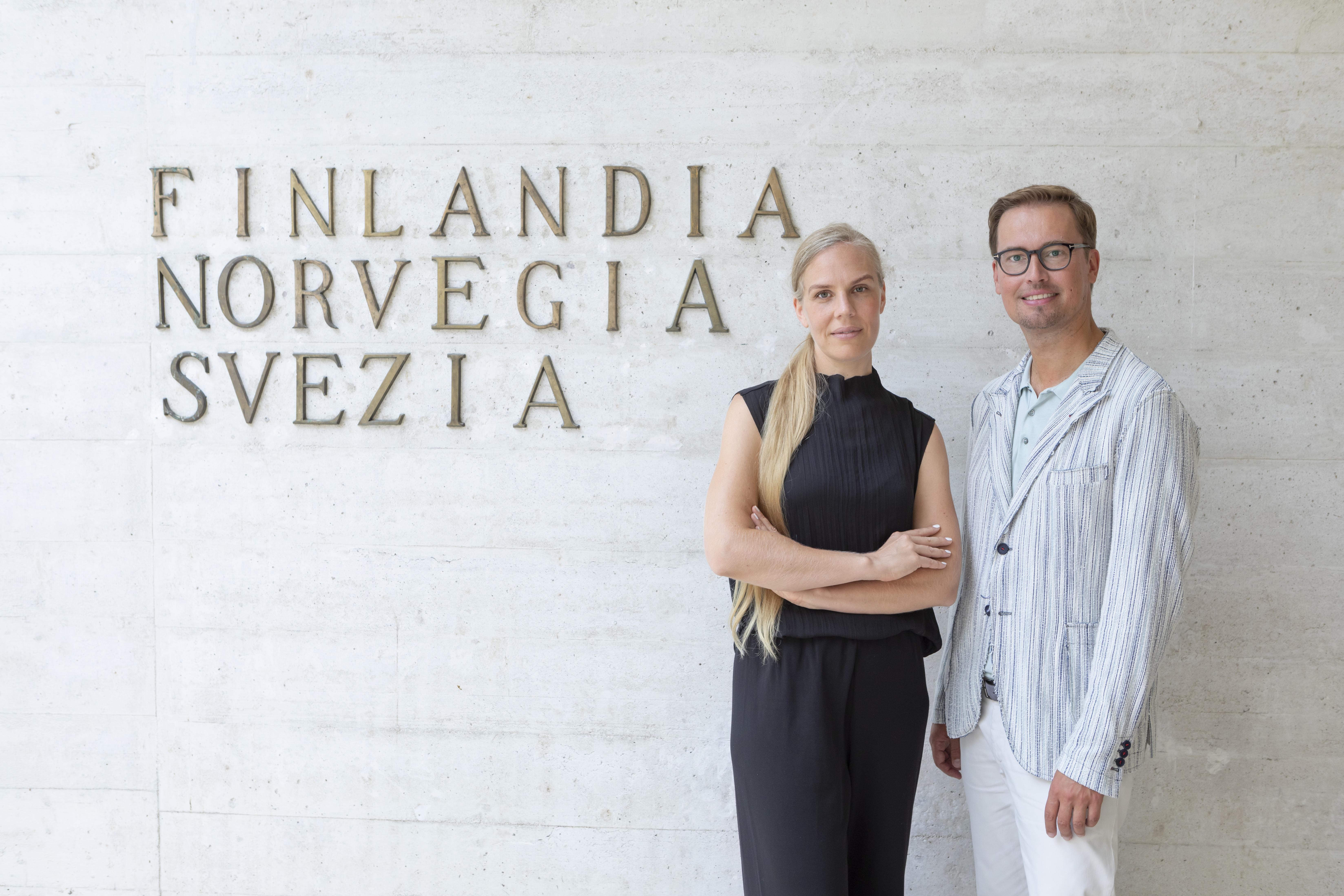Leevi Haapala presenta al Macro Asilo il prossimo Padiglione Nordico della Biennale di Venezia | Roma,  29.1.2019
