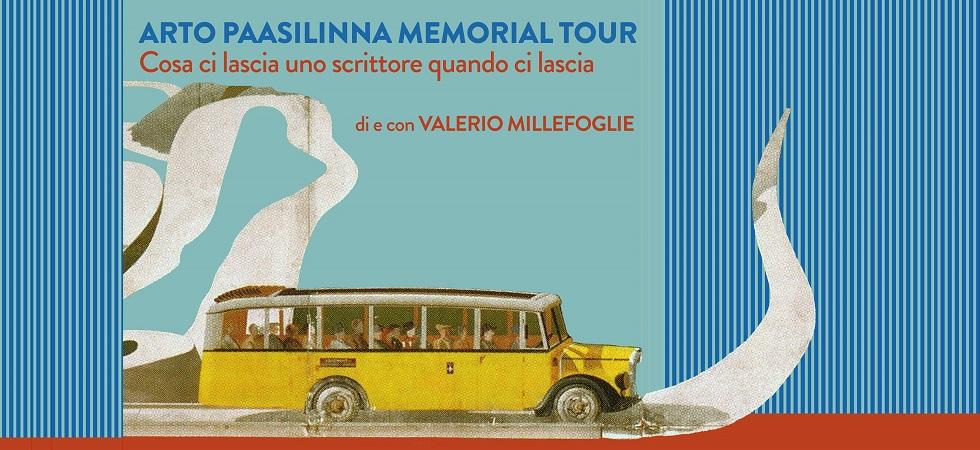 Cosa ci lascia uno scrittore quando ci lascia: Arto Paasilinna Memorial Tour
