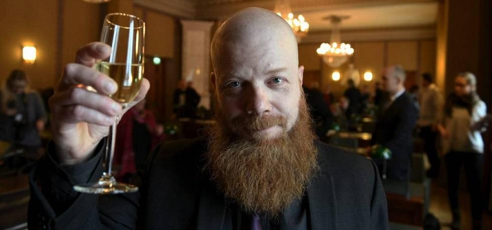 Heikki Kännö è il vincitore del Premio Runeberg per la Letteratura 2019