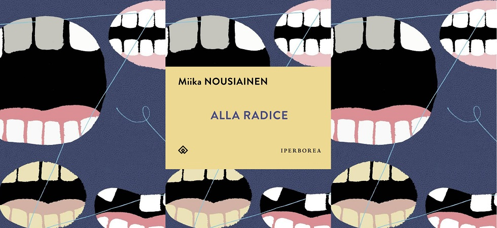 Il catalogo Iperborea si arricchisce di un nuovo autore finlandese: Miika Nousiainen