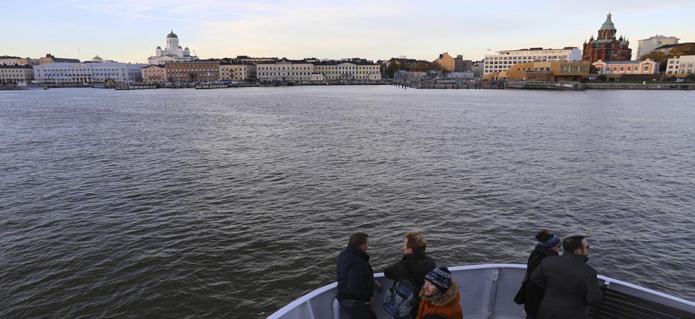 Architettura contemporanea a Helsinki