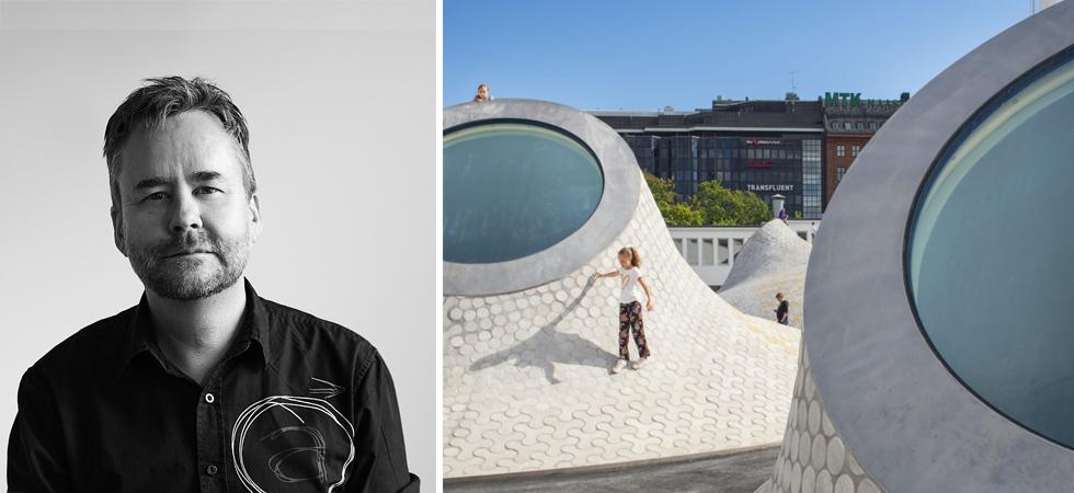 Intervista al progettista di Amos Rex a Helsinki