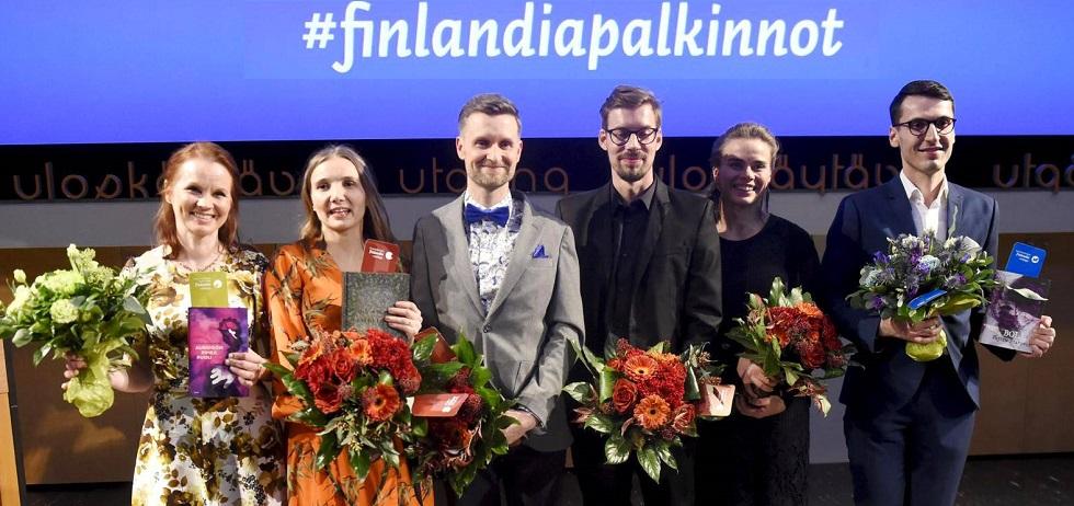Pajtim Statovci è il più giovane scrittore a vincere il Premio Finlandia per la Letteratura