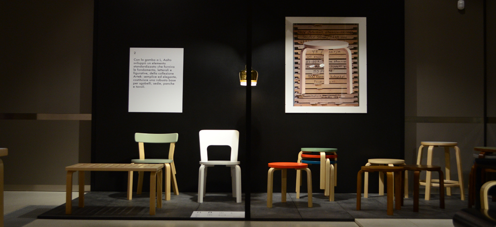 Una mostra Artek a Treviso