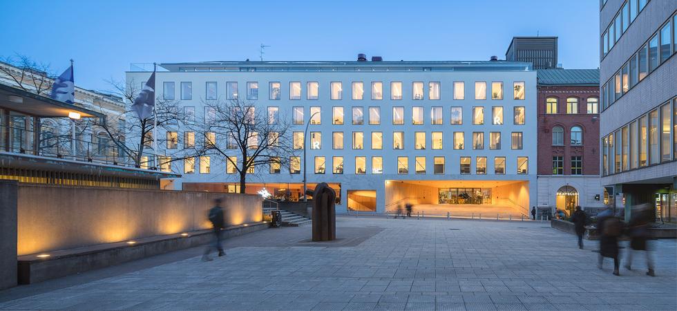 Tiedekulma | Think Corner, Helsinki