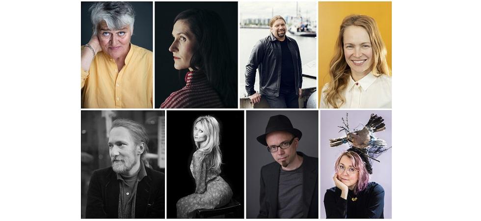Gli otto candidati al Premio Runeberg 2020