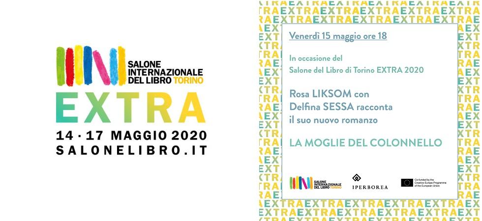 Rosa Liksom al Salone del Libro di Torino EXTRA 2020