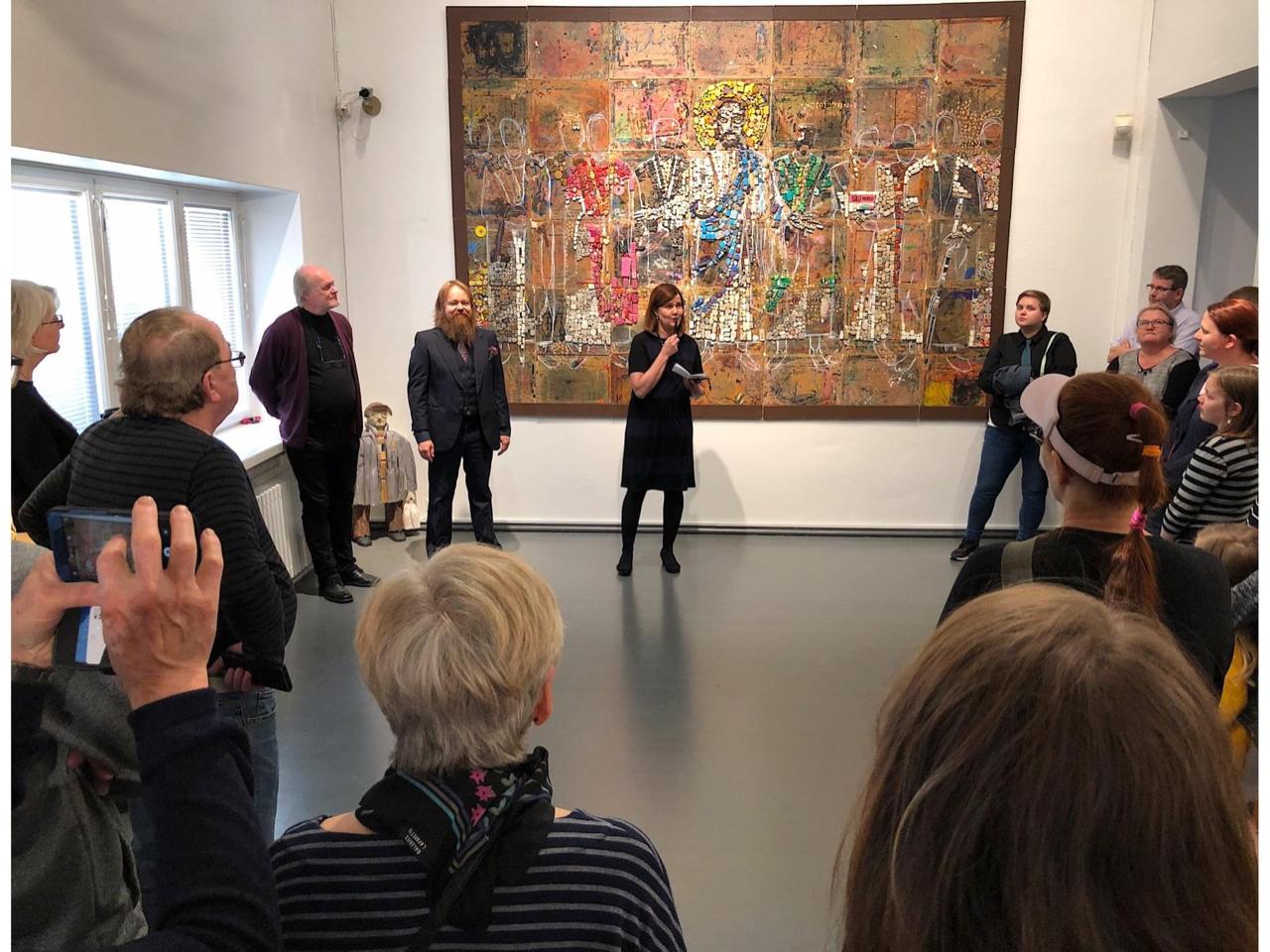 Il mondo dell'arte al tempo della pandemia/2. Intervista a Pirjo Immonen, direttore del Taidemuseo di Kajaani