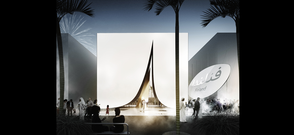 A Roma JKMM presenta il Padiglione della Finlandia per EXPO 2020 DUBAI