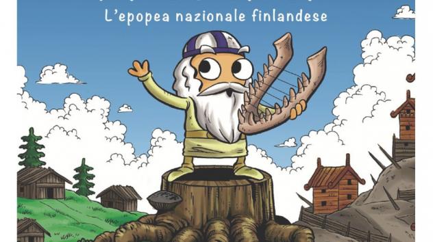Kalevala a fumetti