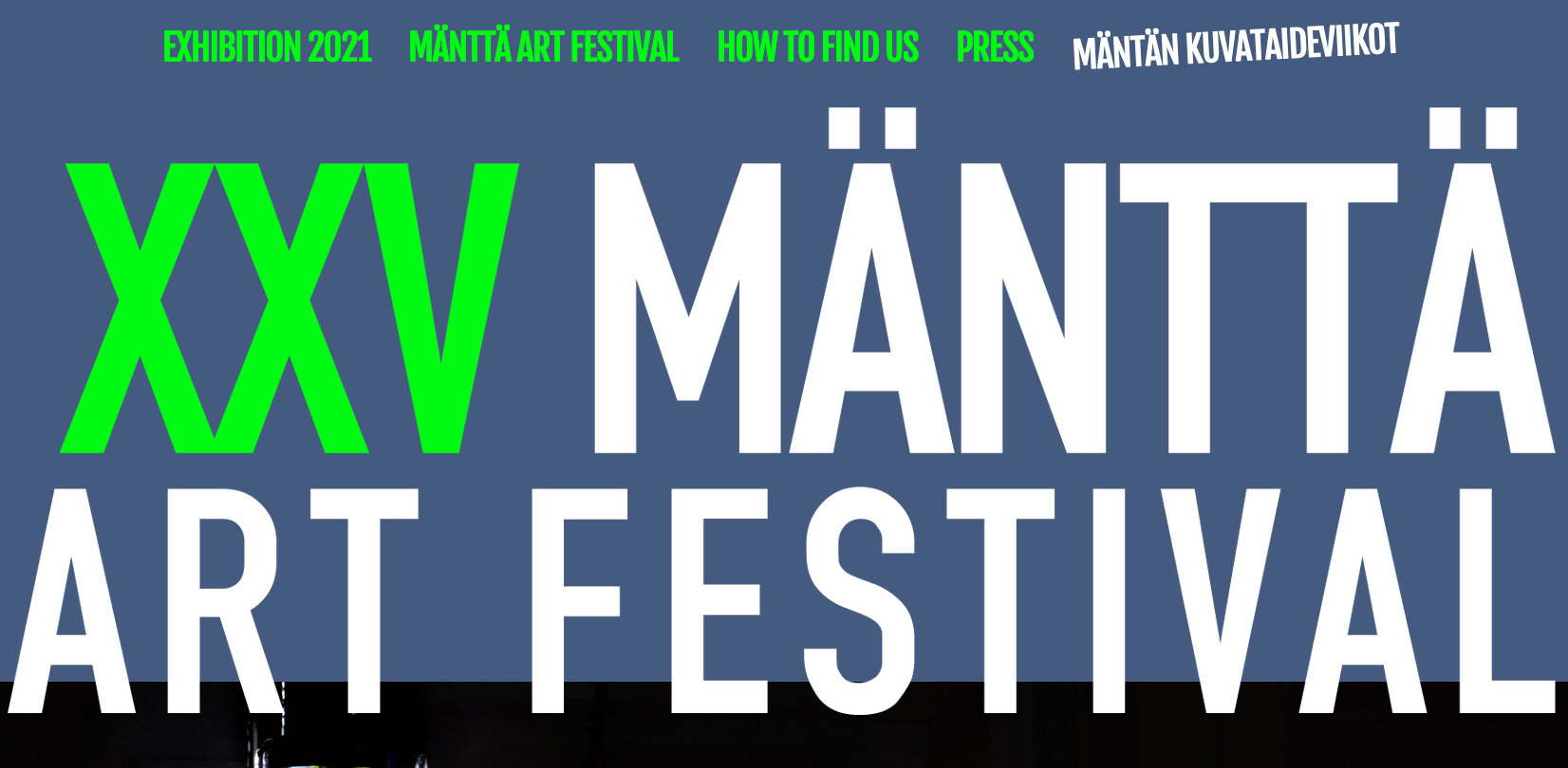 Performative Habitats di Egle Oddo al Festival di Mänttä | dal 12-15.6.2021