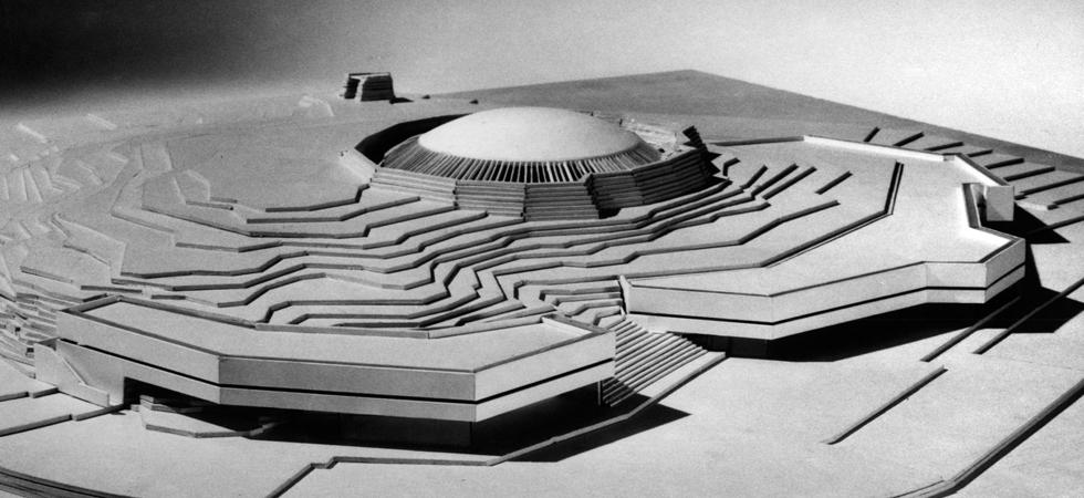 Architetture in miniatura al Museo di Architettura Finlandese